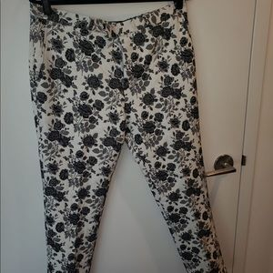 Other - Noose & monkey floral dress pant